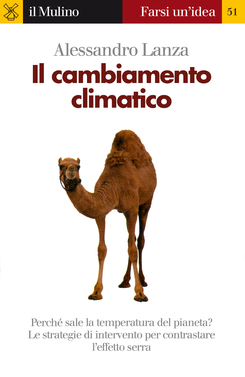 copertina Il cambiamento climatico