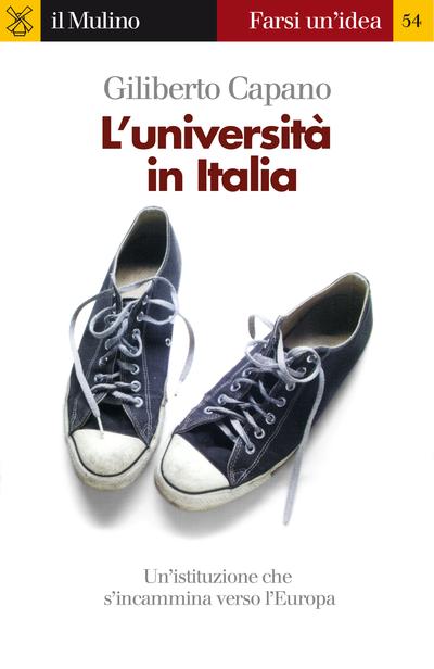 Cover L'università in Italia