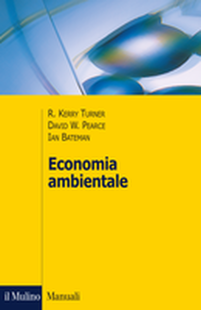 Cover Economia ambientale