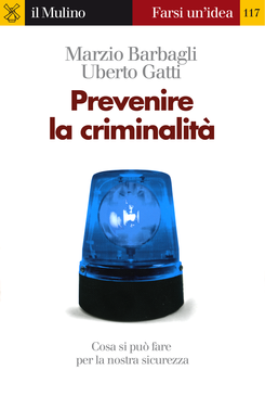 copertina Crime Prevention
