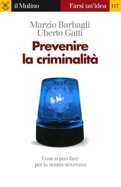copertina Prevenire la criminalità