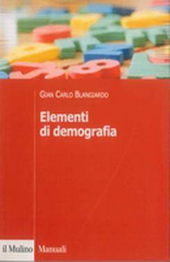 copertina Elementi di demografia