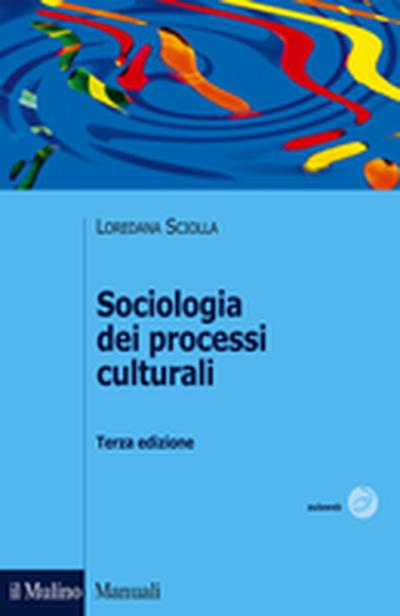Cover Sociologia dei processi culturali