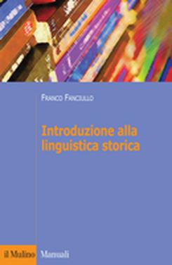 copertina Introduzione alla linguistica storica