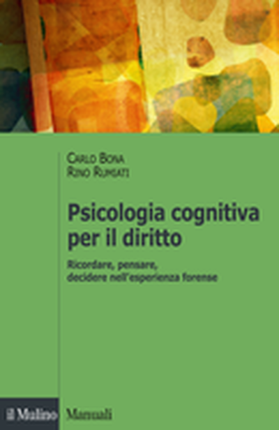 Copertina Psicologia cognitiva per il diritto