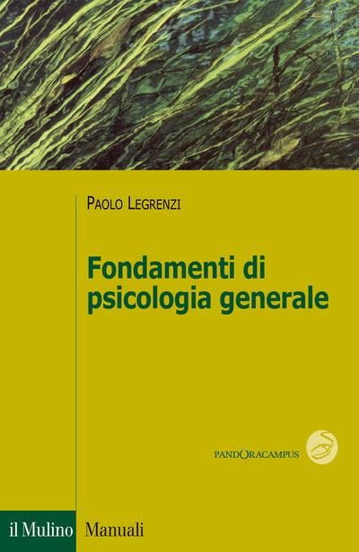 Cover Fondamenti di psicologia generale