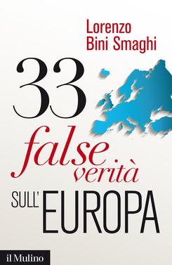 copertina 33 false verità sull'Europa