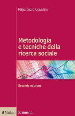 copertina Metodologia e tecniche della ricerca sociale
