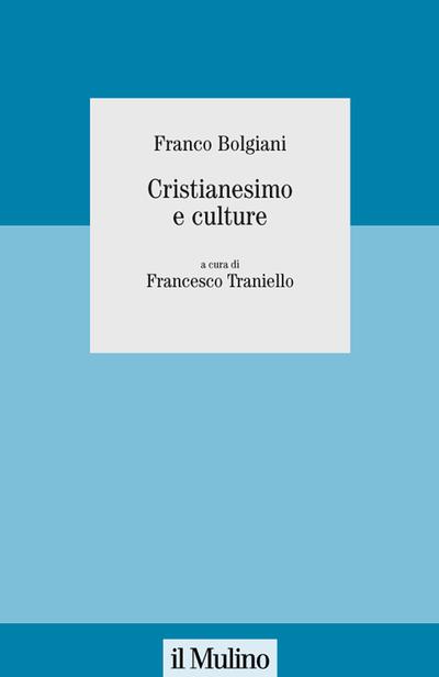 Cover Cristianesimo e culture