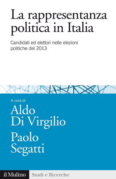Cover La rappresentanza politica in Italia