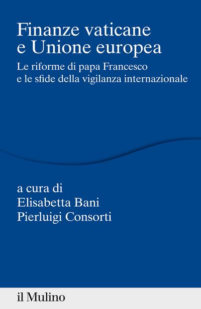 Cover Finanze vaticane e Unione europea