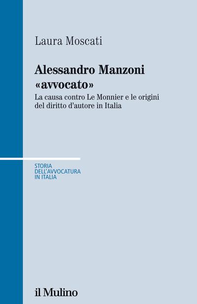 Cover Alessandro Manzoni