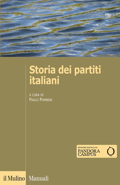 Cover Storia dei partiti italiani