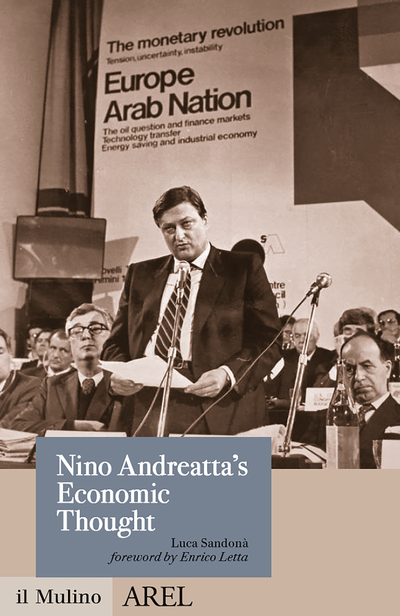 Cover Nino Andreatta's Economic Thought