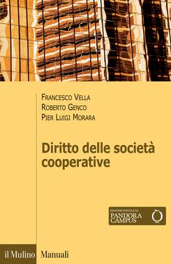 copertina Diritto delle società cooperative