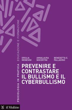 copertina Prevenire e contrastare il bullismo e il cyberbullismo