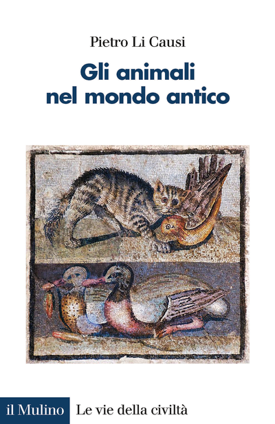 Cover Animals in the Ancient World