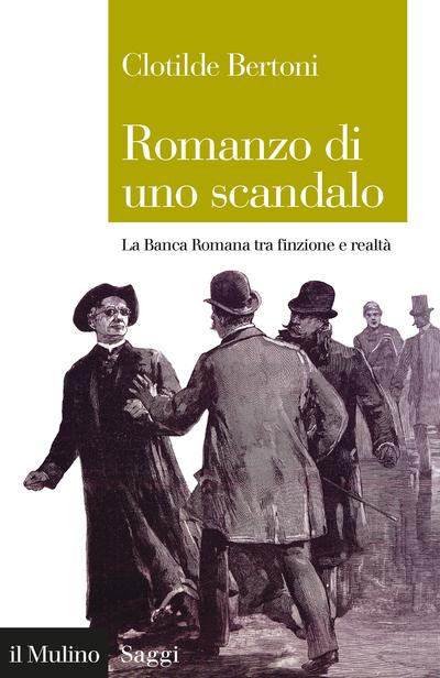 Cover Romanzo di uno scandalo