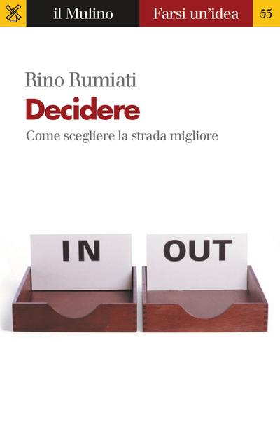 Cover Decidere