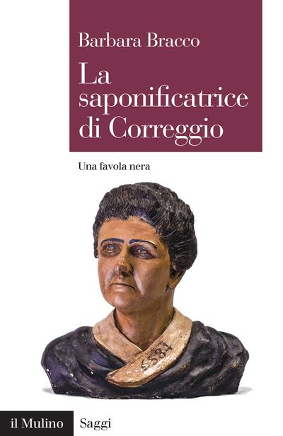 Cover La saponificatrice di Correggio