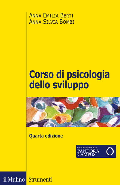 Cover Corso di psicologia dello sviluppo