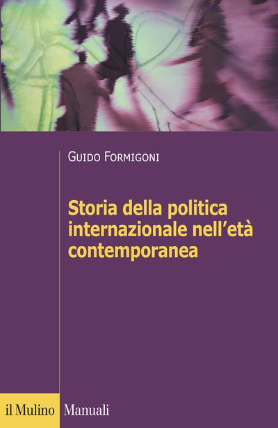 Cover Storia della politica internazionale nell'età contemporanea