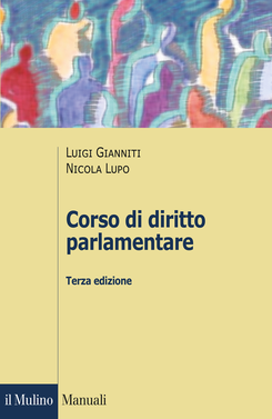 copertina Corso di diritto parlamentare