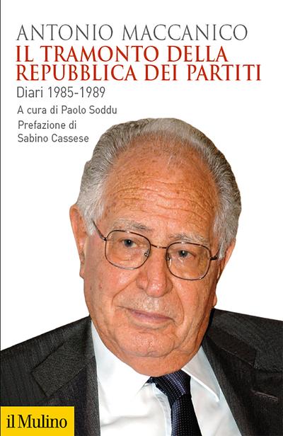 Cover Il tramonto della Repubblica dei partiti