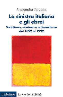 copertina La sinistra italiana e gli ebrei