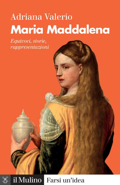 Copertina Maria Maddalena