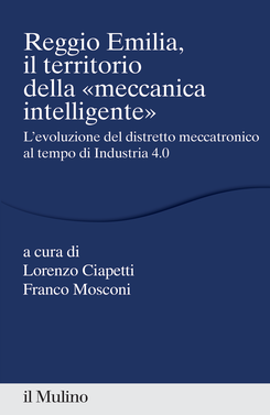 copertina Reggio Emilia, il territorio della