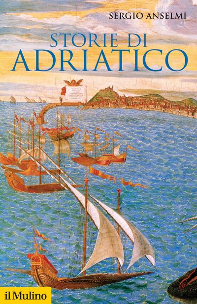 Copertina Storie di Adriatico