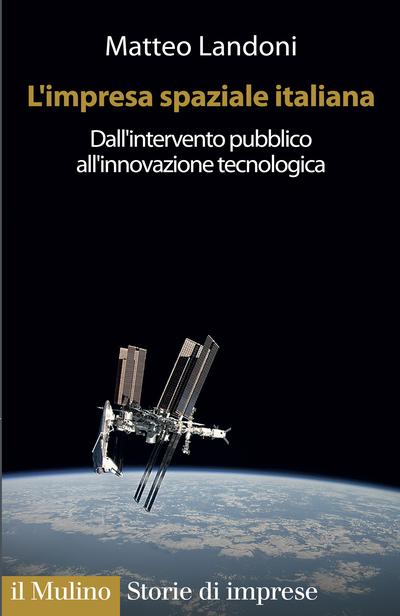 Cover L'impresa spaziale italiana