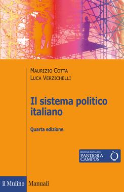 copertina Il sistema politico italiano