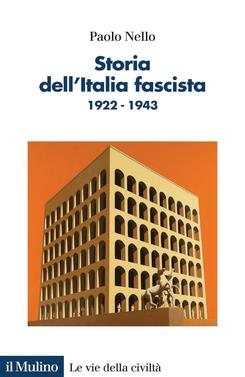 copertina Storia dell'Italia fascista